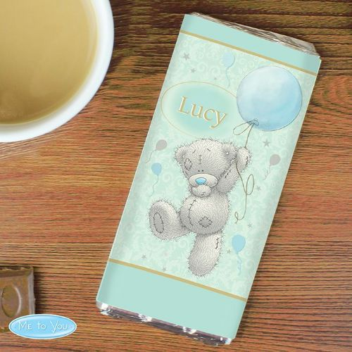 Personalised Me To You Balloon Chocolate bar